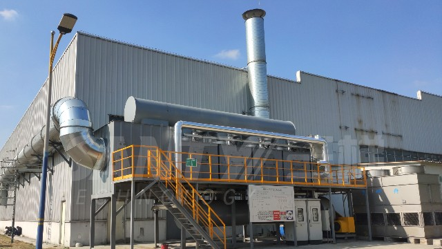 喷涂废气一定要用活性炭吸附脱附催化燃烧装置处理吗
