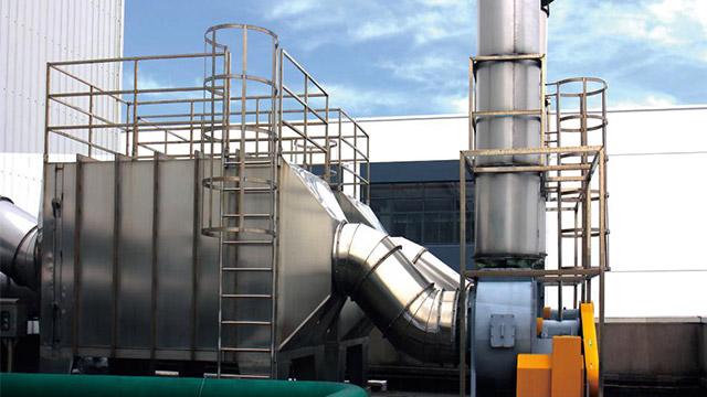 废气治理设备对化工医药废气是如何处理的呢?