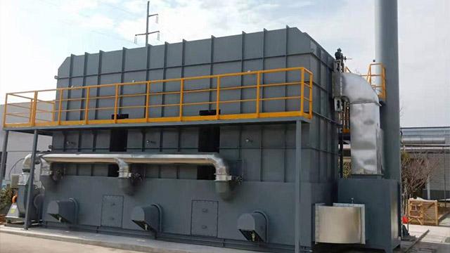 VOC废气治理中化工企业废气冷凝吸附脱附工艺如何选择呢?