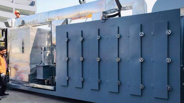 VOC冷凝回收中的蒸汽脱附+冷凝回收装置怎么样呢?