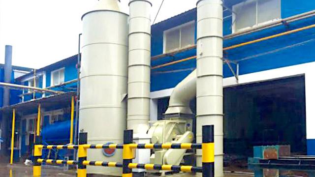 如何选择正确的废气处理设备中的RCO催化燃烧处理设备!