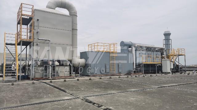 废气催化燃烧装置如何保养?