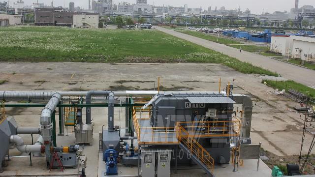 VOCs 废气处理设备