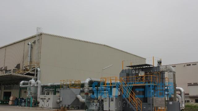 VOCs废气处理设备