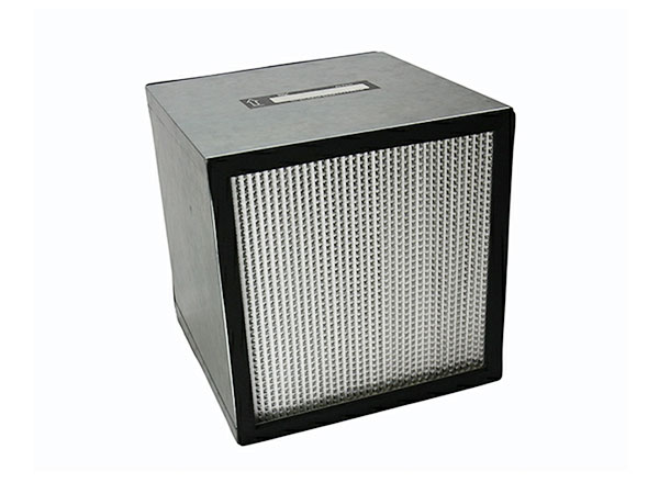 铝箔隔板高效过滤器