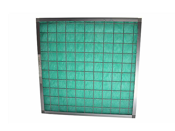 耐高温玻璃纤维棉过滤器