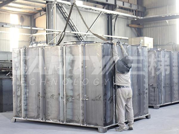 活性炭吸脱附+催化燃烧装置(CO)