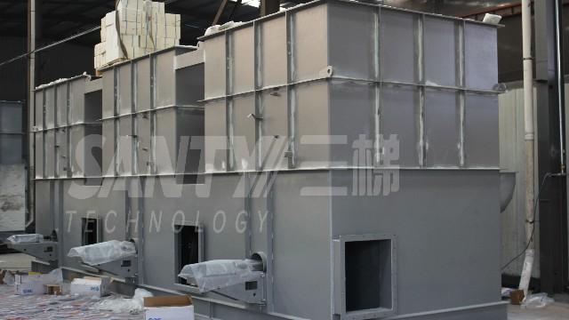 化工厂安装了RTO废气焚烧炉,还是冒白烟?