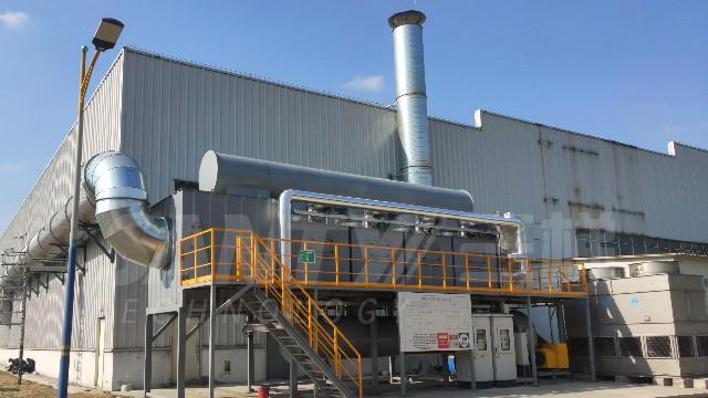 VOCs废气处理设备怎么选